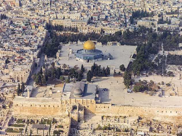 Запад ополчился на Трампа за решение признать Иерусалим столицей Израиля