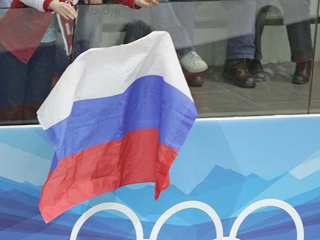 Российский флаг может появиться на закрытии ОИ-2018