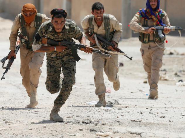 Сирия полностью очищена от террористов