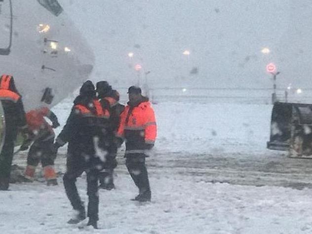 В Шереметьеве отменили десятки рейсов после ЧП с «Боингом» Air Baltic