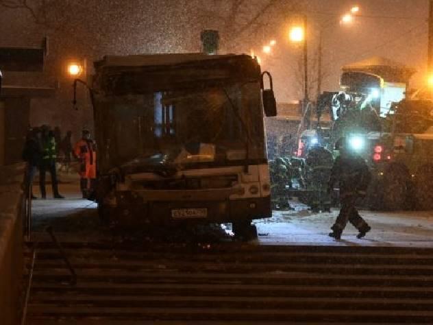 очевидцы рассказали жутком дтп автобусом москве
