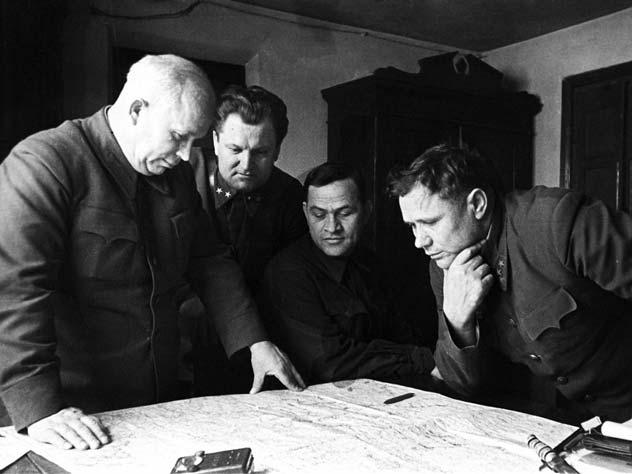 Как Хрущев объявил войну ворам в законе
