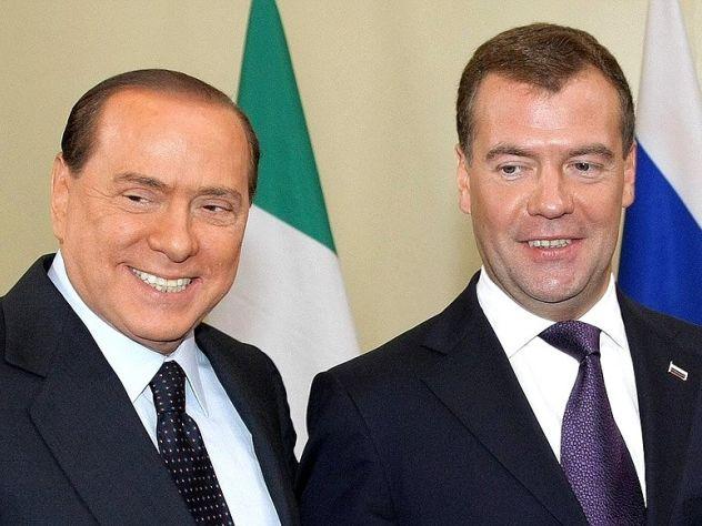 Берлускони и его секс