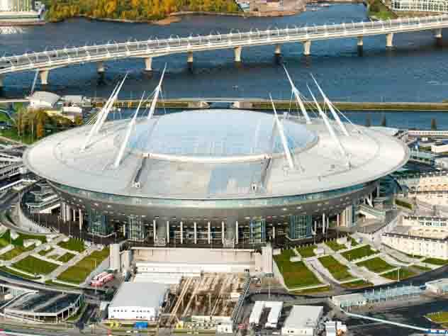Живущих рядом со стадионами обяжут получить аккредитацию во время ЧМ-2018