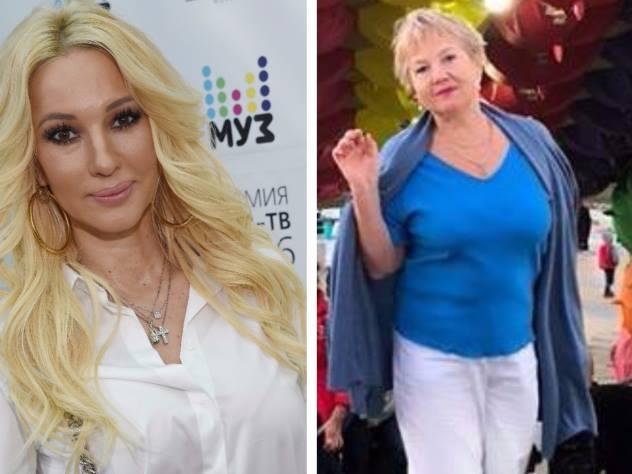 Кудрявцева показала, как будет выглядеть в старости