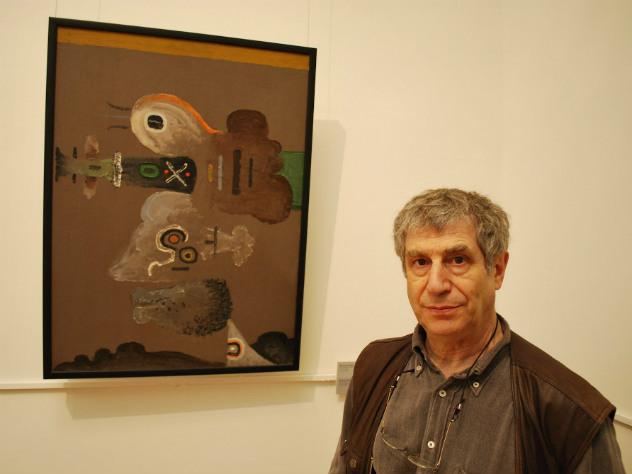 художник янкилевский когда-то разозливший хрущева умер париже