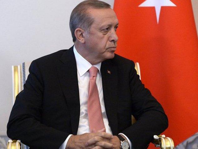 Эрдоган обвинил США в попытке совершить госпереворот в Турции