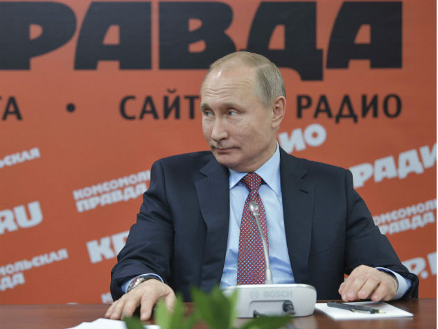 Путин ответил Госдепу на заявление о Навальном