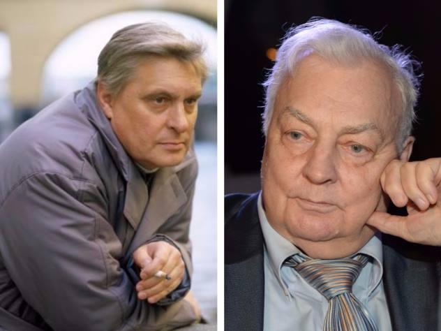 Басилашвили не может поверить в смерть Михаила Державина