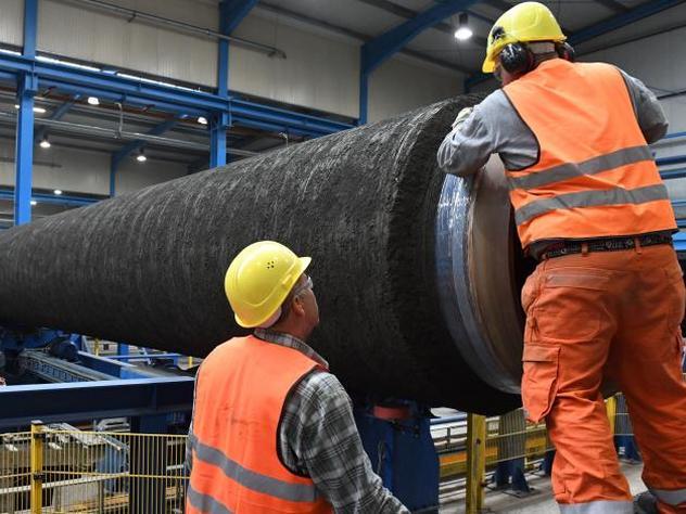 Европейские экологи потребовали остановить строительство «Северного потока-2»