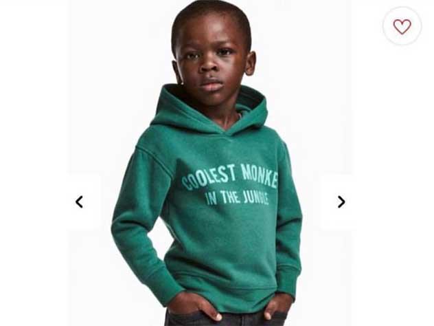 The Weeknd возглавил бойкот против H&M из-за расистской рекламы