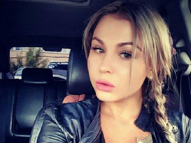 Казахская модель заговорила об отношениях с Аршавиным