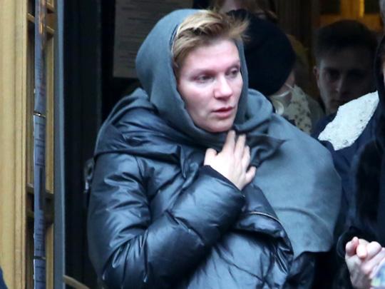 Прощание с бывшим мужем Анны Ардовой — актёром Александром Шавриным