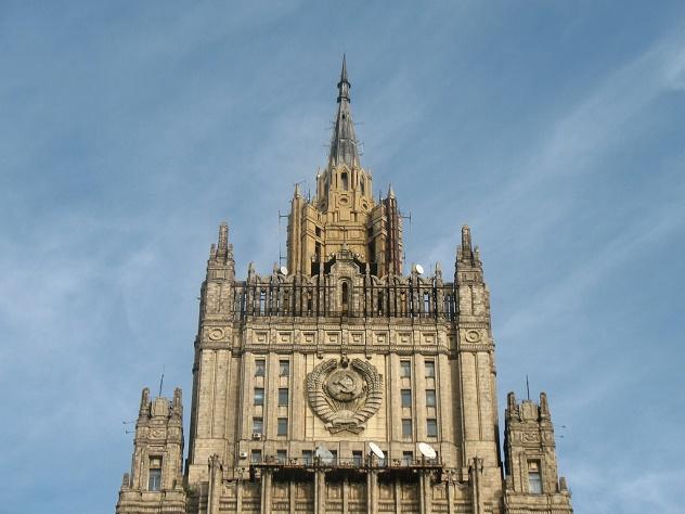 Россия выразила протест Великобритании по делу об отравлении Скрипаля
