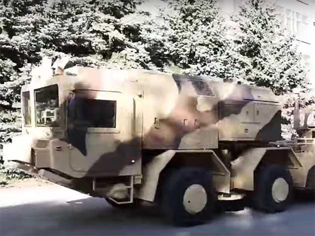 В Сети посмеялись над новым украинским ракетным комплексом