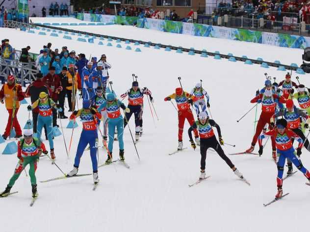 Украина бойкотирует этап Кубка мира по биатлону в Тюмени