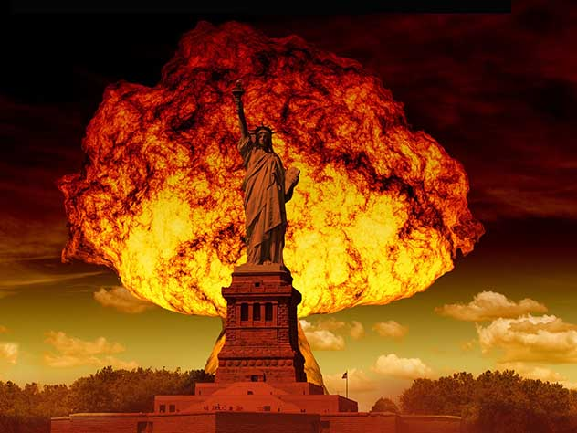 США хотят создать новое ядерное оружие