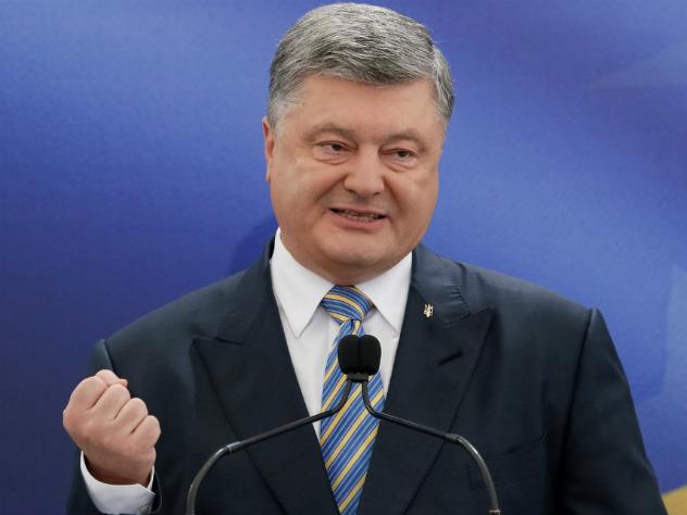 Пранкеры от имени главы НАТО попросили Порошенко не пить много водки
