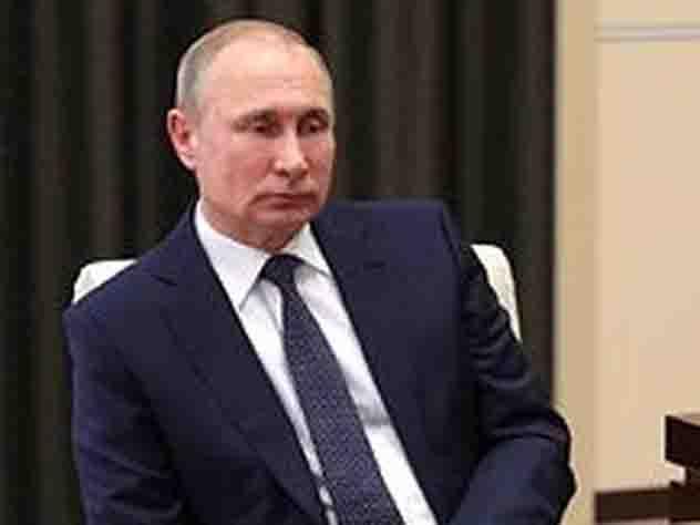 Состояние здоровья Владимира Путина вызвало у журналистов вопросы