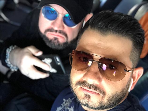 Михаил Галустян рискованно пошутил о «сочинской мафии»