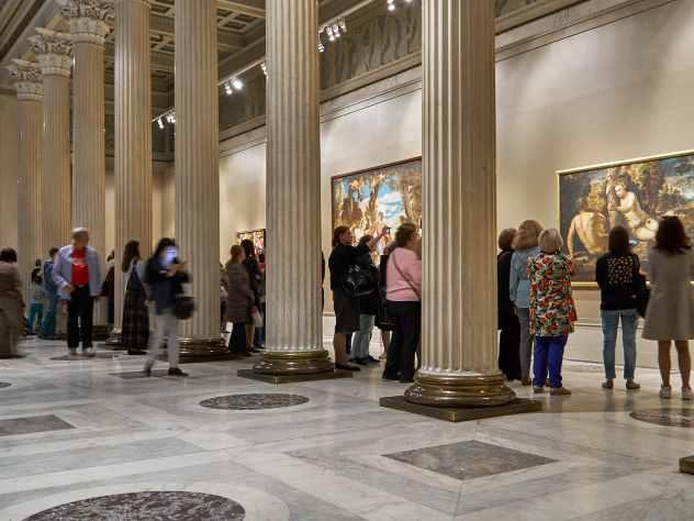 В Челябинске замерзает картинная галерея с работами Пабло Пикассо