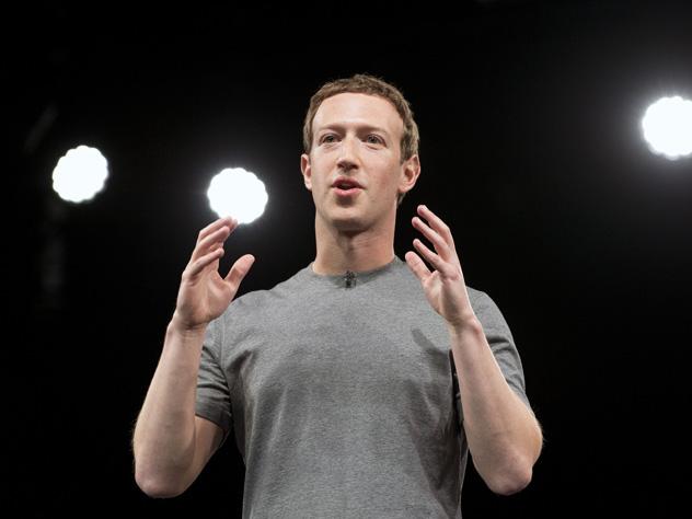 Семь принципов, которые сделали Марка Цукерберга миллиардером