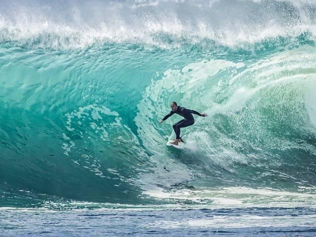 Каким будет серфинг на Олимпиаде: все, чего вы не знали