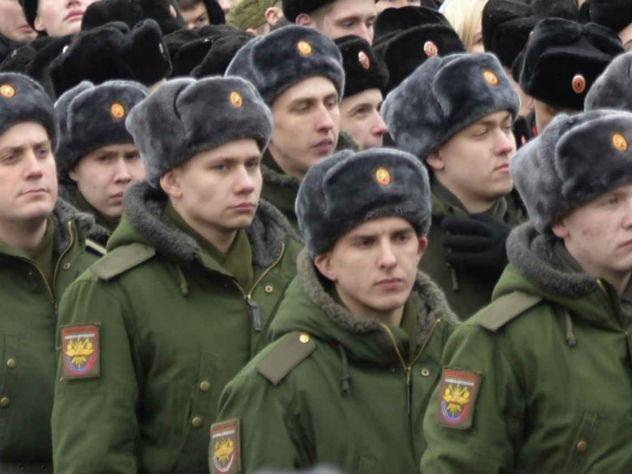 Российским военным ограничивают доступ в интернет