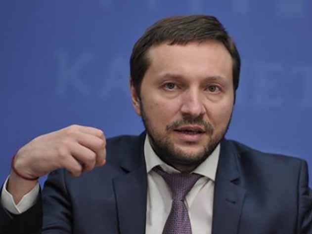 украинский министр обморок слов оккупации крыма