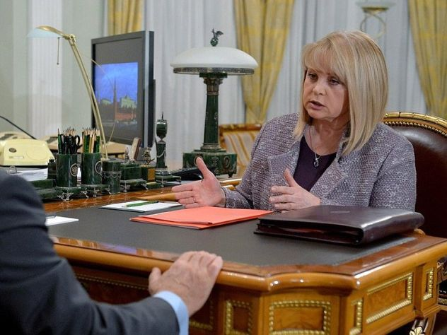Памфилова разрешила агитировать против выборов «противоречивым кандидатам»