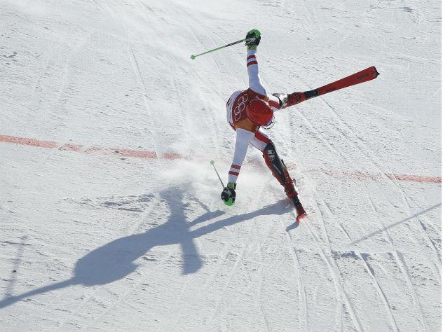 Горнолыжник Павел Трихичев выбыл из Олимпиады из-за травмы