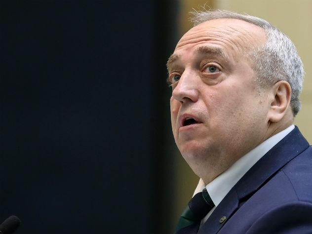 Сенатор Клинцевич ушел в отставку из-за лишней разговорчивости
