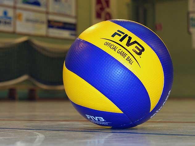 Волейбольный «Локомотив» вышел в плей-офф Лиги чемпионов