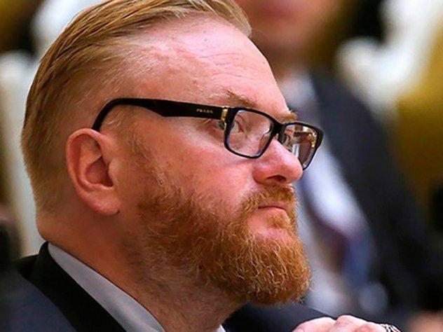 Милонов предложил указывать антироссийскую направленность санкций в СМИ
