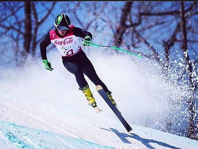 «Золото» Паралимпиады взял горнолыжник Бугаев