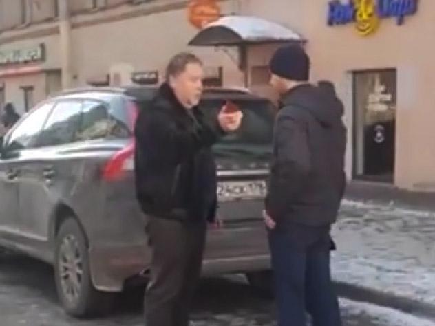 «Прокурор» из Range Rover угрожал «сгноить» пешеходов