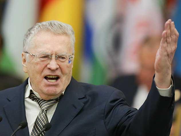 Жириновский пообещал россиянам «самую жесткую диктатуру» в случае победы на выборах
