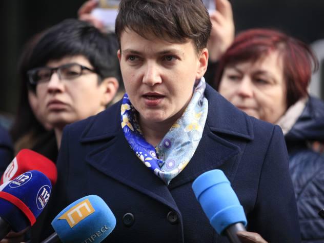 «Сбежавшая в Россию» Савченко показала фото из Франции