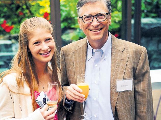 Наследница Билла Гейтса сократит население планеты втрое