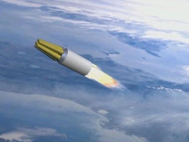 Баллистическая ракета нового поколения появилась в армии Китая