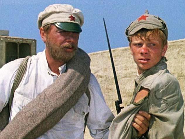 Судьбы актеров «Белого солнца пустыни» - Экспресс газета