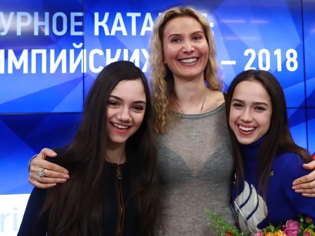 Евгения Медведева пропустит чемпионат мира