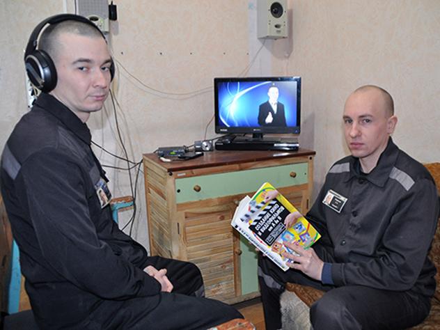 В алтайской колонии заключенные создали собственную видеостудию