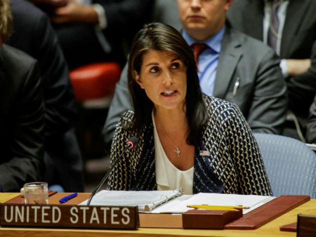 Хейли рассказала о новых антироссийских санкциях США