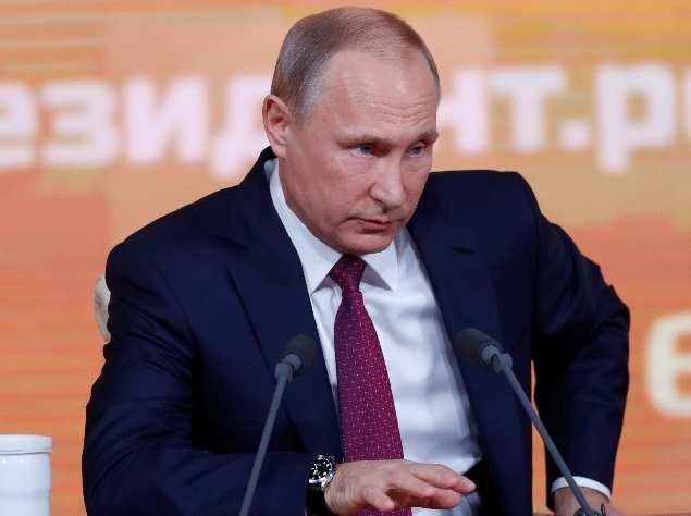 Путин об ударах по Сирии: США несут страдания и потакают террористам
