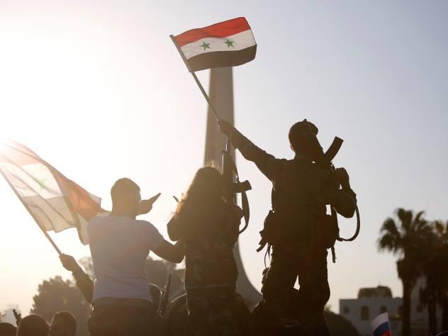 Марин Ле Пен: Удары по Сирии могут повлечь драматические последствия