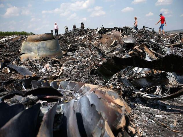 «Алмаз-Антей»: Сбившая самолет МН17 ракета могла быть невидимой для радаров