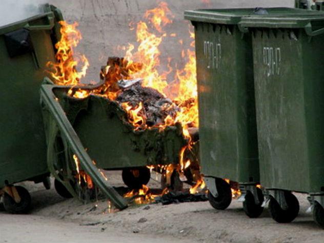 Во Владимирской области начался сезон горящего мусора