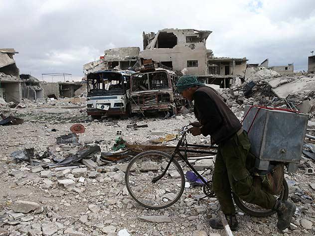 Россия и США начали диалог по Сирии