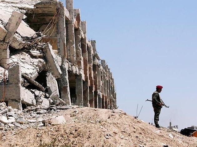 Китай назвал безответственными удары по Сирии